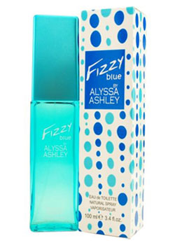 Alyssa Ashley Fizzy Blue Eau de Toilette