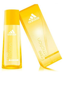 Fragrance Adidas Free Emotion Eau de Toilette