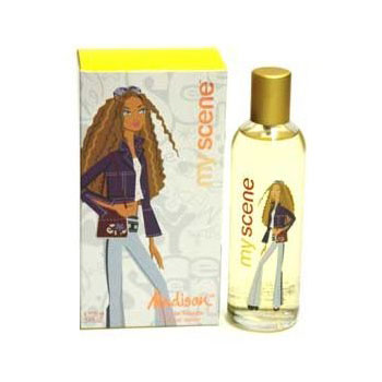 Mattel Kid Barbie My Scene Madison Eau de Toilette