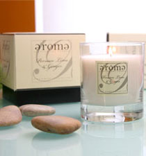 Fragrance Erome Scented Candle Bellini