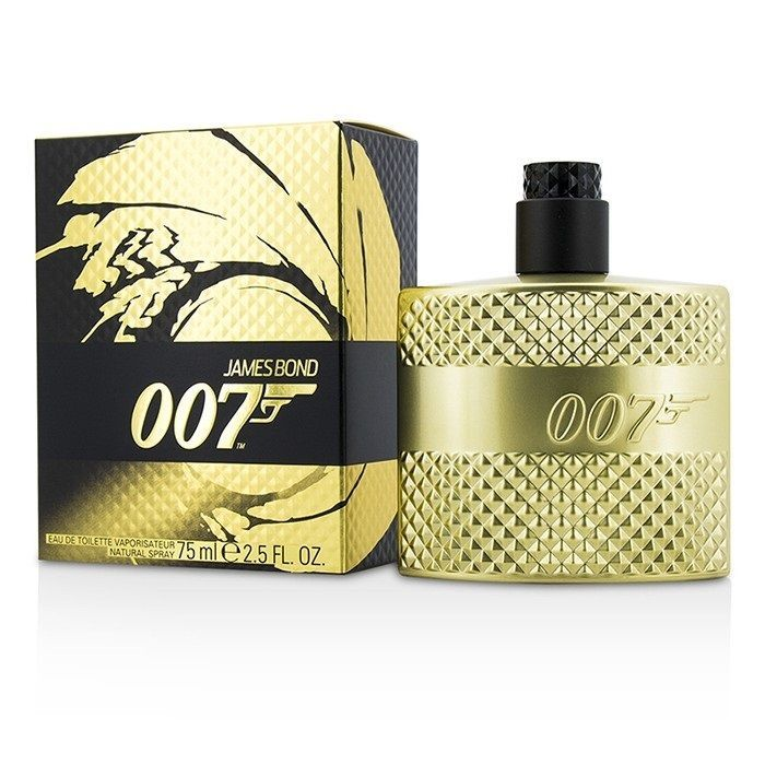 Eon Productions James Bond 007 Limited 50th Anniversary Edition Gold Eau de Toilette