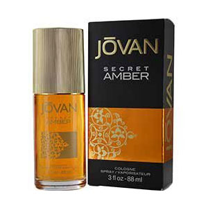 Jovan Secret Amber COL