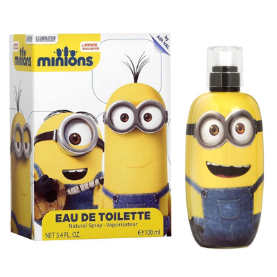 Air Val International Kid Minions Eau de Toilette