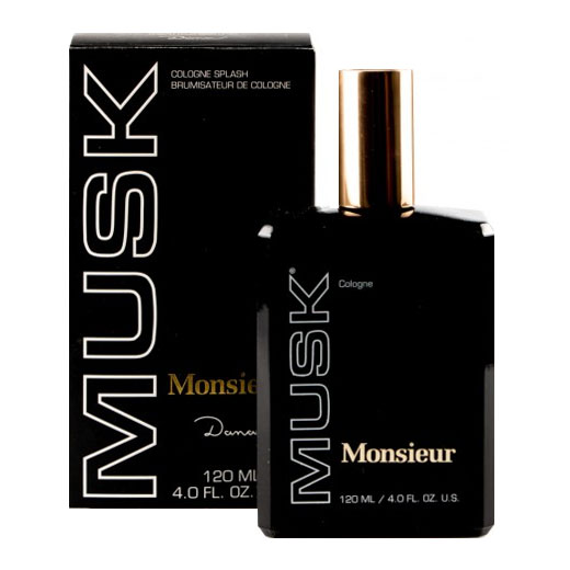 Houbigant Monsieur Musk COL Splash (By Dana)