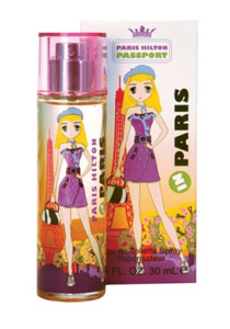 Paris Hilton Passport Paris Eau de Toilette