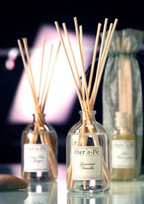 Fragrance Therepe Reed Diffusers Pomegranate