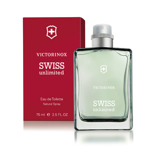 Fragrance Swiss Army Unlimited Eau de Toilette