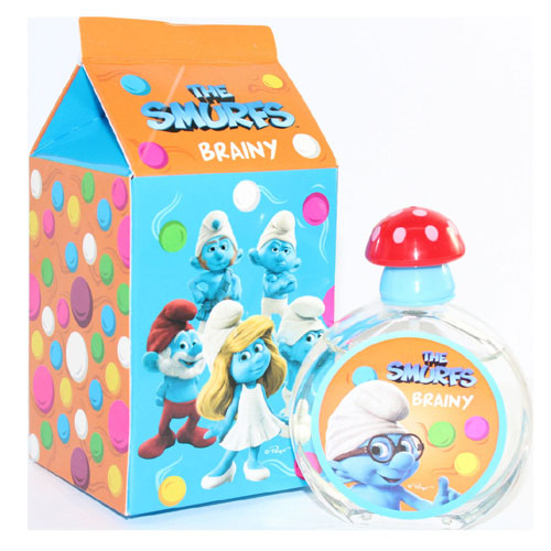 Smurfs The Brainy Eau de Toilette