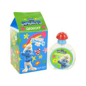 Smurfs The Grouchy Eau de Toilette