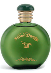 Parera Espana Varon Dandy Platinum COL splash