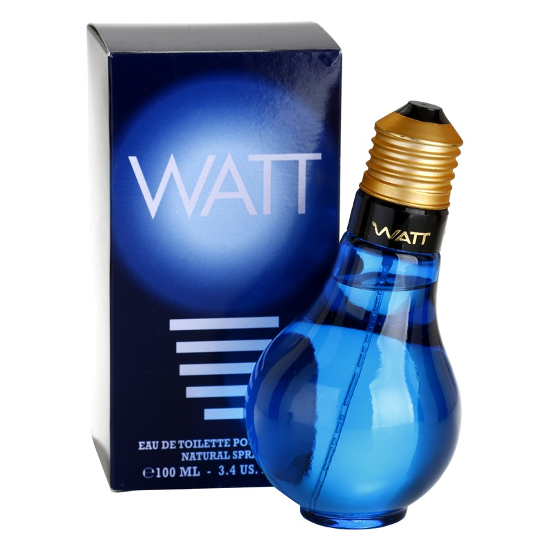 Cafe-Cofinluxe Watt Blue Eau de Toilette