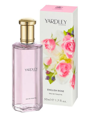 Yardley London English Rose Eau de Toilette