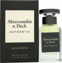 Fragrance Abercrombie & Fitch Authentic Eau de Toilette