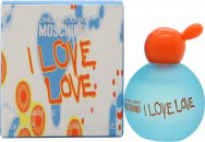 Moschino Cheap & Chic I Love Love Eau de Toilette 4 Mini