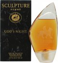 Nikos Sculpture God's Night Eau de Toilette