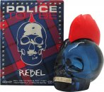 Police To Be Rebel Eau de Toilette