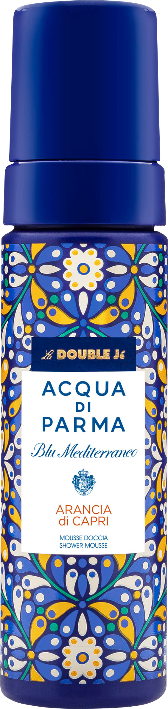 Fragrance Acqua Di Parma Blu Mediterraneo Arancia di Capri Shower Mousse By La Double J
