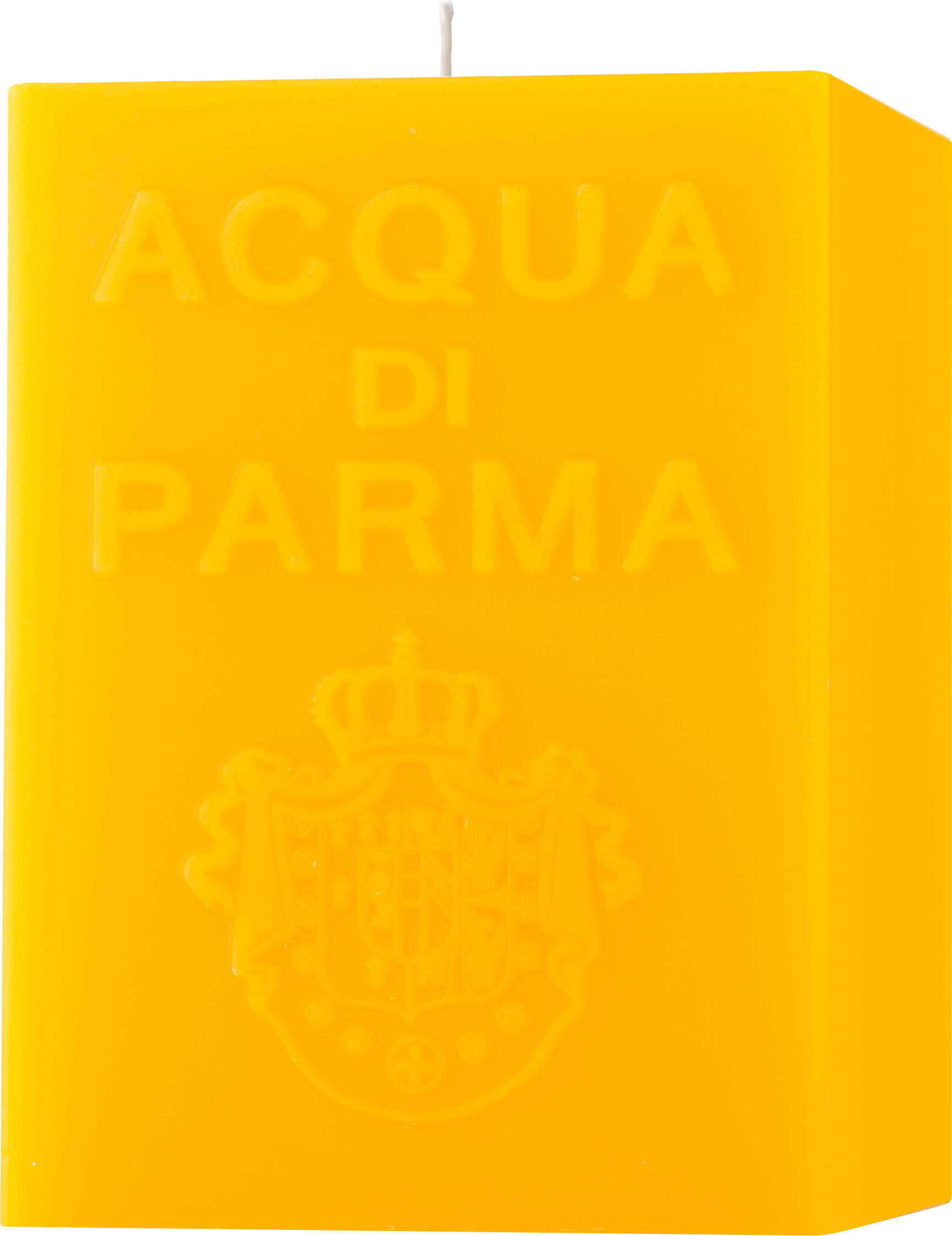 Fragrance Acqua Di Parma Large Cube Candle Yellow Colonia 1KG