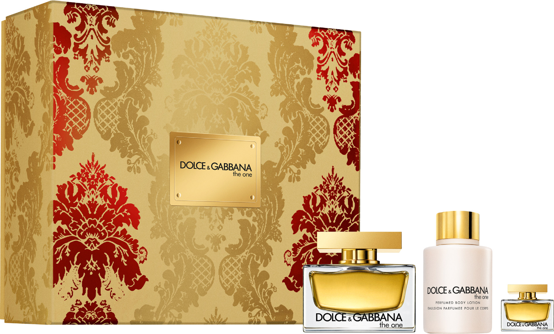 Dolce and Gabbana Dolce & Gabbana The One Eau De Parfum Gift Set