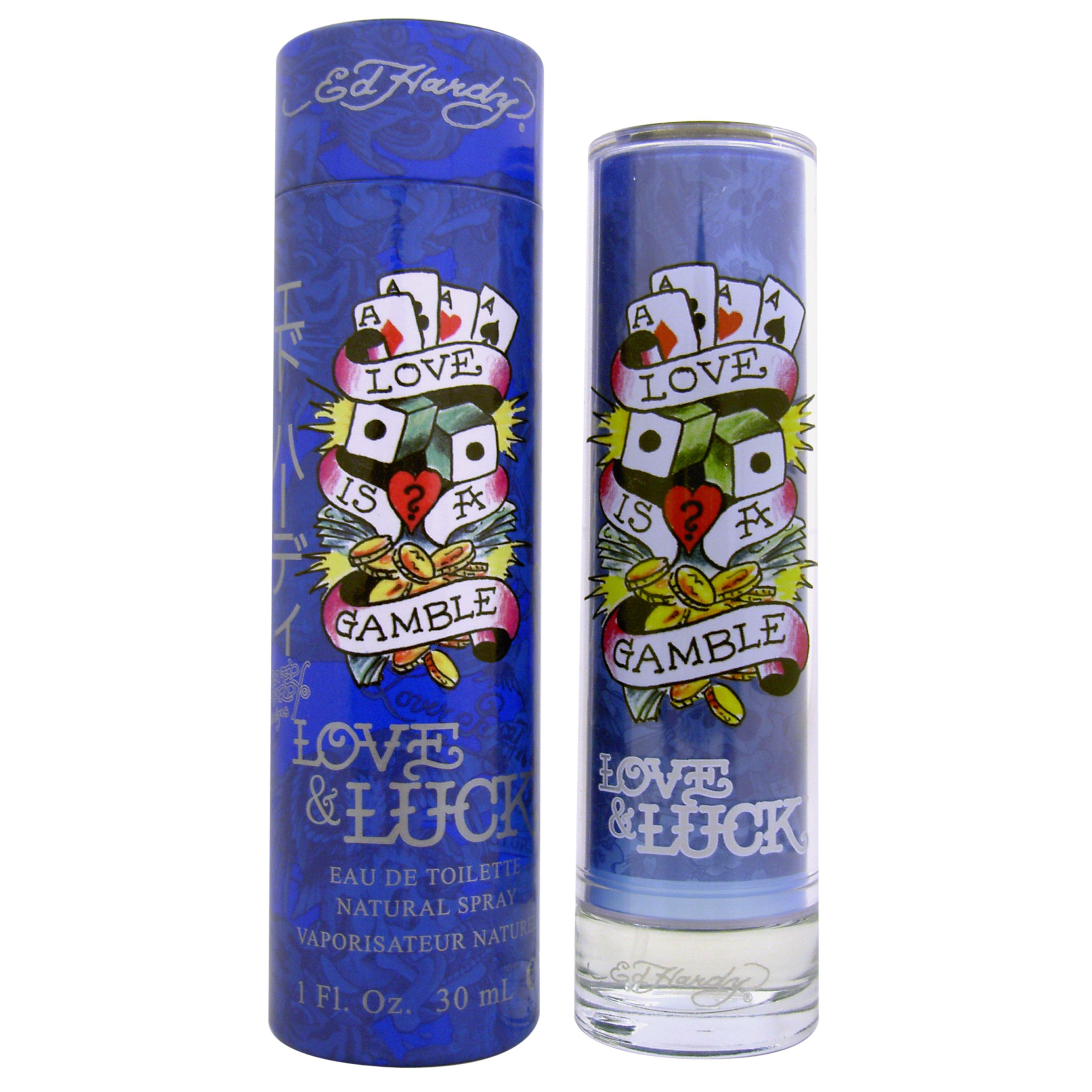 Christian Audigier Ed Hardy Love & Lucks (Gamble) Eau de Toilette