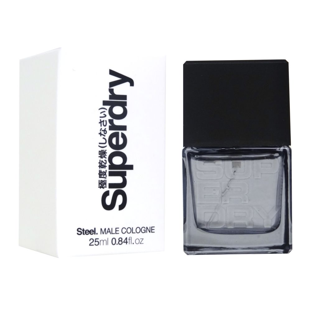 Fragrance Superdry Steel Cologne