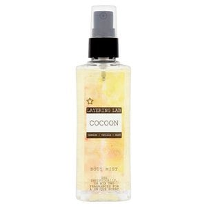 Superdrug Layering Lab Body Mist Cocoon