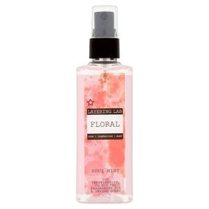 Superdrug Layering Lab Body Mist Floral