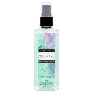 Superdrug Layering Lab Body Mist Oriental