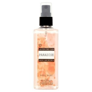 Superdrug Layering Lab Body Mist Paradise